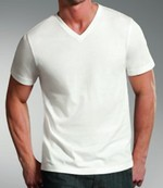 JOCKEY - Shirt 120200, V-Shirt, V-Neck JOCKEY 120200