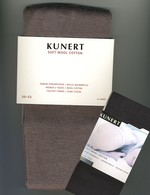 KUNERT - SOFT-WOOL-COTTON Strickstrumpfhose KUNERT 392000